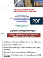 Paper 5 Repair & Rehabilitation of Rcc Structures Damaged by Corrosion