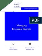 IRMT Electronic Recs