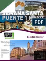 Folleto Turismo Semana Santa