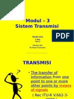 Dasar Sistem Telekomunikasi modul 3.ppt
