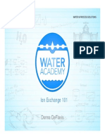 Water Academy Ion Exchange