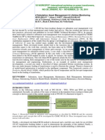 Trends in Risk Based Substation Asset Management Lifetime Monitoring Cigre Brasil 2014 Rpymehairjan Jjsmit Ddjairam Final