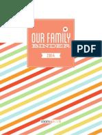 Family Binder (Blank)