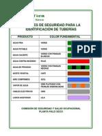Colores Identificación de Tuberías.pdf