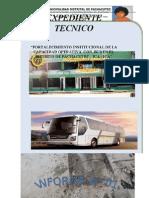 Info n01 de Rehabilitacion y Mejoramiento de Agua y Desague