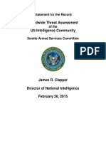 Unclassified CIA Assessment on Iran and Hezbollah