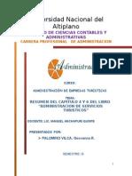 CAP 4 Y 6 ADMINISTRACION DE SERVICIOS TURISTICOS.docx