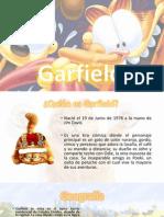 Garfield el gato transmedia