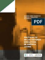 Politicas Tic en los sistemas educativos de América Latina