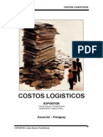 Costos Logisticos de una empresa