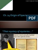 ch 24 origin of species (1)