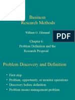 6. Problem & Research