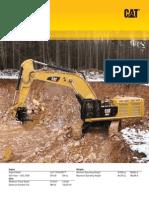 Excavators 390- FL