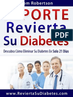 Revierta Su Diabetes Reporte