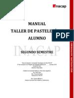 Manual Taller Pastelería II Alumno