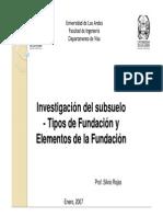 Fundaciones Silvio Rojas CapI_ 01-17