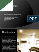 Iluminación en Arquitectura