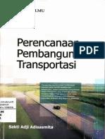 Perencanaan Pembangunan Transportasi