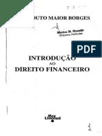 José Souto Maior Borges - Introdução Ao Direito Financeiro