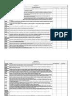 Lista de Cheque Dr 3075