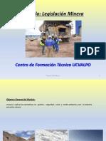 Legislacion Minera RGP 2015