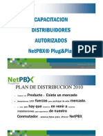 Plan de Distribucion Netpbx 2010