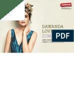 DaWanda Lovebook Zomer 2015