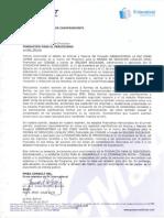 Informe Auditoria OLPCV 2014