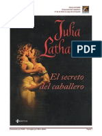 Julia Latham El Secreto Del Caballero 3