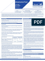 Bharti Axa Focus Infrastructure NFO Form