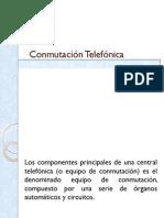 Conmutacion Telefonica