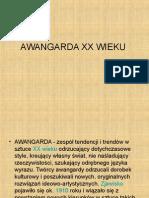 AWANGARDA