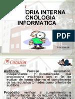 Auditoria Interna Dti