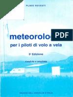 Metereologia Per i Piloti Di Volo a Vela_BN Plinio Rovesti