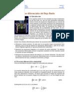 Ecuaciones diferenciales del flujo fluido