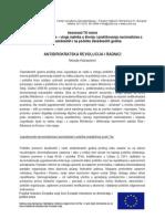 685_Nebojša Vladisavljević, Antibirokratska Revolucija i Radnici