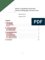 Lecture-1 Econometria de la Pobreza