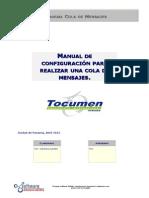 Manual de Configuracion Cola de Mensajes Docx
