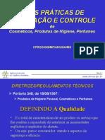 BPF - Cosméticos