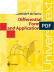 Do Carmo Differential Forms and Applications