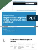 Www Gov Uk Regeneration Project Brent Cross
