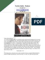Tayfun Sahin - Baskan - CepSitesi.net