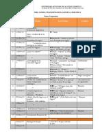 Calendario Filosofía Logica 2015-1 Tarde