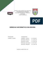 Derecho Informático en España