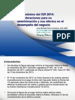 01- Pago Minimo ISR 2014 v1
