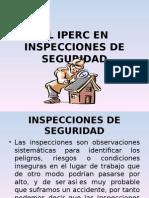 El Iperc en Inspecciones de Seguridad