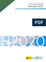 Guía del participante Horizonte 2020.pdf