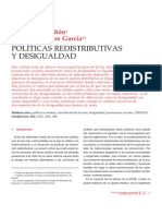 Politicas redistributivas