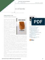 Sobre el Borde_ Cuando la espera desespera.pdf