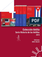 Catalogo Historia Antillas Web